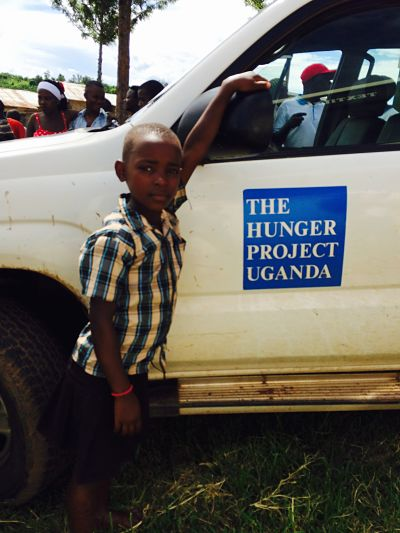 The Hunger Project at Mbarara Epicentre
