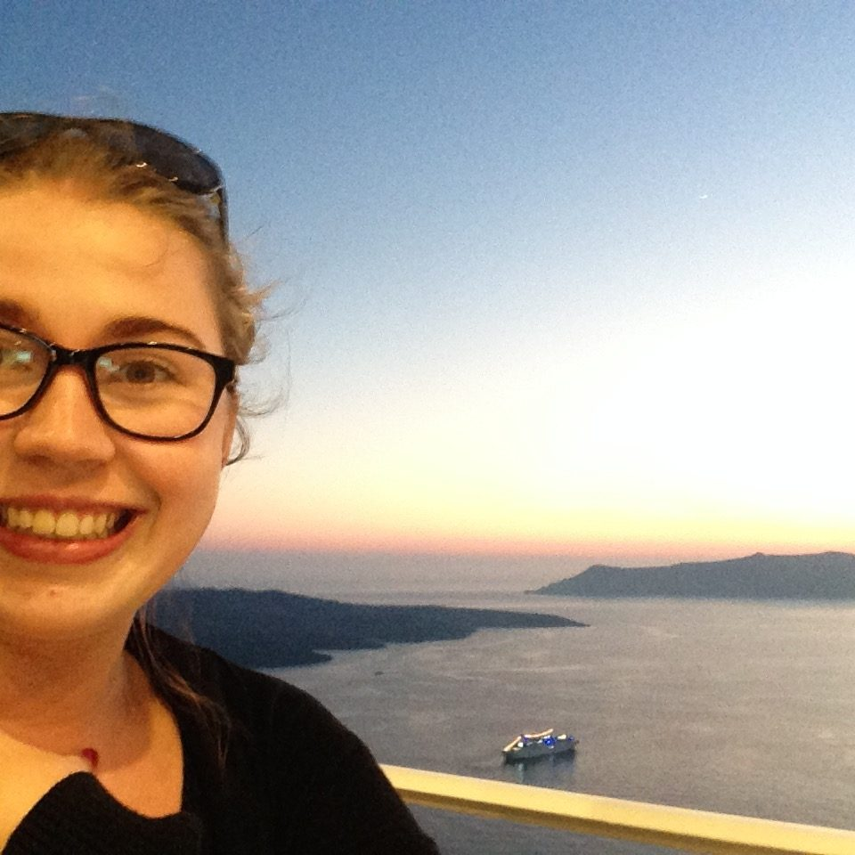 Emily Meredith selfie
